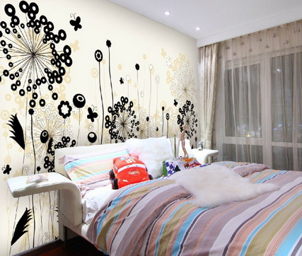 Photo-Mural-To-Decorate-Rooms