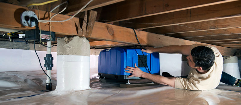 The Don'ts in Crawlspace Repair