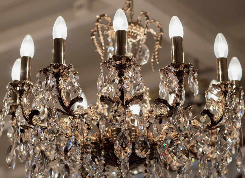 15 Ideas About Chandelier In Living Room